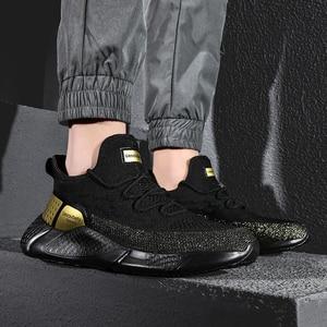 Image 3 - CYYTL אופנה גברים נוחות נעלי קיץ לנשימה ספורט סניקרס קל משקל מזדמן רשת זכר הליכה נעל Sportschoenen Heren
