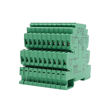 цена на 10pcs/lot Relay ssr Relay Module AC SSR Output 2A 3A  Solid State Relay  Ultra Slim DIN Rail Relay board with Led signal