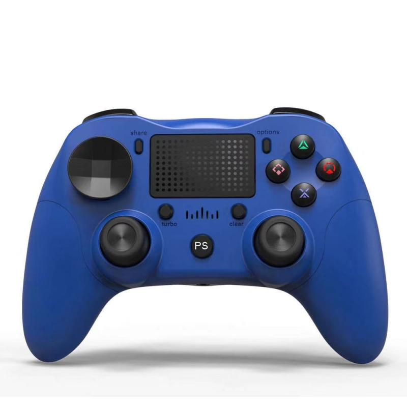 2019 Wireless Bluetooth Game controller for PS4 Dual Shock Vibration Joystick Gamepads for PS3 Console for PlayStation 4 replace 4