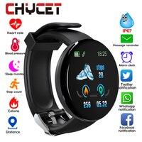 2019 Смарт-часы с Bluetooth, мужские, кровяное давление, круглые, умные часы, женские часы, водонепроницаемые, спортивный трекер, WhatsApp для Android Ios