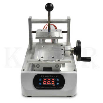M-Triangel 7 inch Polarizer Remover 200W LCD OCA Glue Removing Machine For LCD Refurbish Iphone 6S 6 7S Xiaomi Huawei Phone