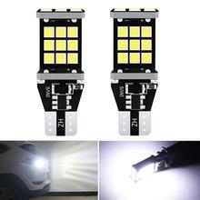 2x T16 T15 W16W LED Bulbs 2835 SMD 921 912 Car Backup Reverse Lights for Hyundai Santa Fe ix35 ix20 ix55 Matrix Tucson Veloster