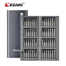 EZARC Precision Screwdriver Set,57 in 1 Magnetic Driver Bit,Pocket Screwdriver Tool with Aluminum Case Repair Kit for Electronic