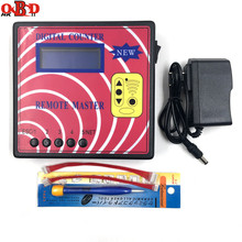 HKOBDII Digital Counter Frequency Tester,Fixed/Rolling Auto Remotes Copier/Master,Regenerate RF Remote Controller,Key Programmer