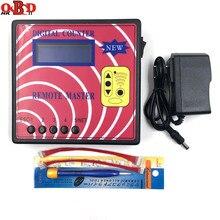 Tester di frequenza contatore digitale HKOBDII, copiatrice/Master telecomandi automatici fissi/rotanti, telecomando RF rigenerato, programmatore chiave