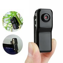 Ultra Mini Camera HD Bewegingsdetectie DV DVR Video Recorder Security Cam MonitorMD80 camera kleine camera digitale kleine camera(China)