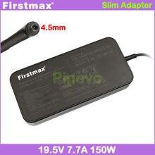 Firstmax – adaptateur pour ordinateur portable, 19.5V, 7,7a, 20V, 7,5a, 150W, pour Asus ZenBook Pro, UX550GD, UX550GE, UX580GD, UX580GE
