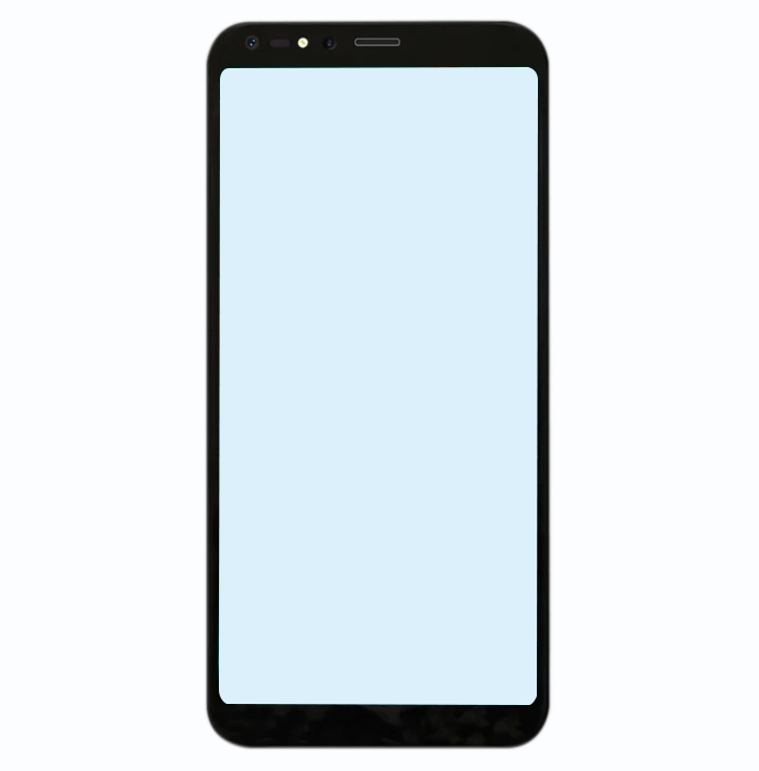 New 5.7inch For Turbo X8 Touch Screen Glass Sensor Panel Lens Glass Digitizer Cell Phone