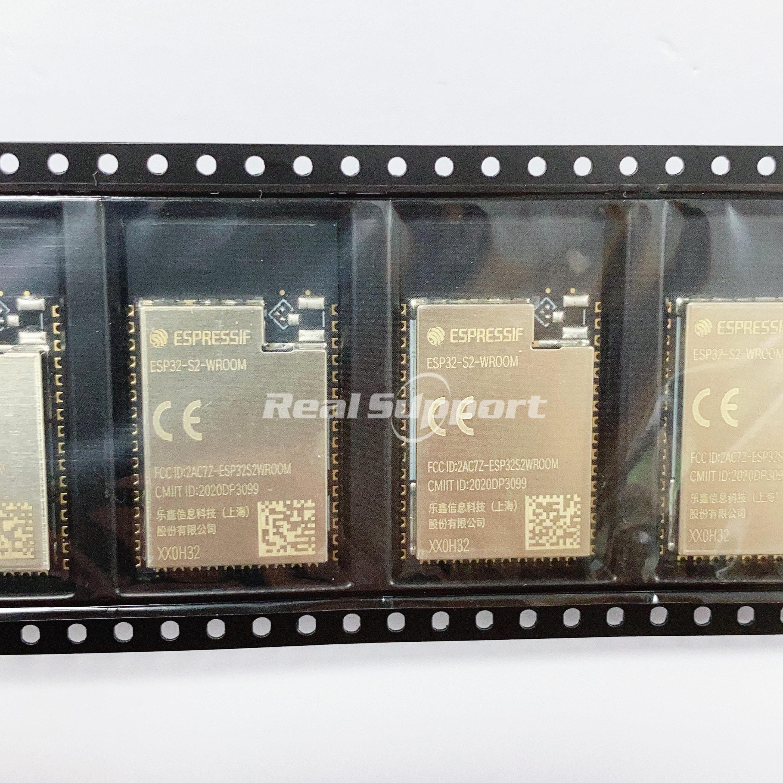 cheapest 10 PCS ESP32-S2 ESP32-S2-WROOM Module Espressif PCB Antenna