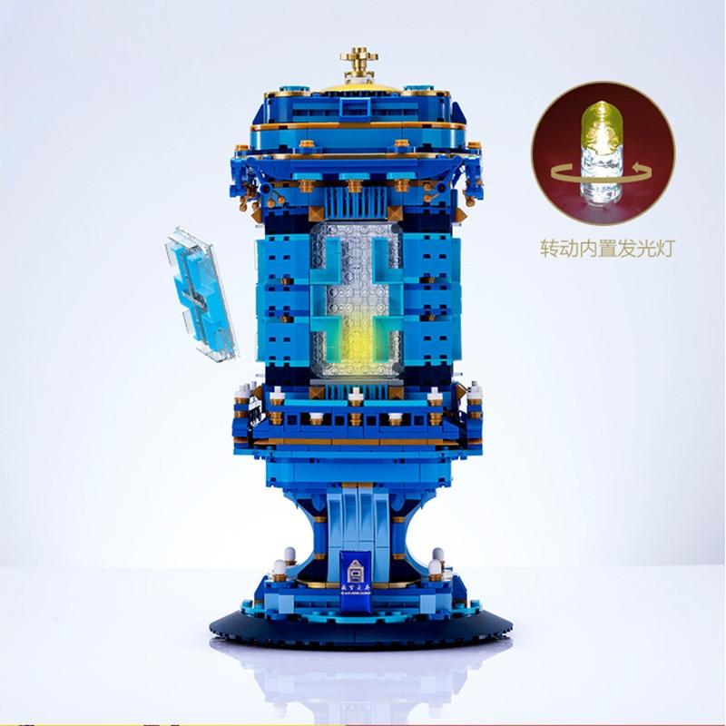Yeshin 1216 The Chinese Enamel Palace Lantern Model