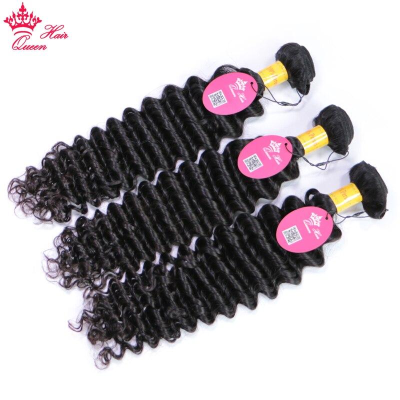 Перуанские натуральные волнистые волосы в пучках, 100% человеческие волосы в пучках, натуральные волосы, бесплатная доставка, королевские волосы - 3