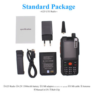 Image 5 - Сетевой домофон Anysecu G25PLUS, 4G LTE, Android, рация F25, 4G, Wi Fi, радио, работает с Zello REAL PTT