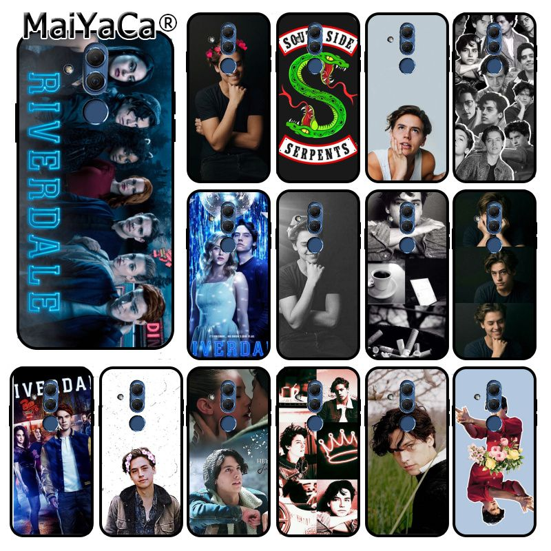 MaiYaCa Hot American TV show <font><b>Riverdale</b></font> Phone <font><b>Case</b></font> for <font><b>Huawei</b></font> <font><b>Mate</b></font> <font><b>10</b></font> 20 <font><b>Lite</b></font> 20X Mate20 <font><b>10</b></font> Pro Mate9 Nova3 3i image
