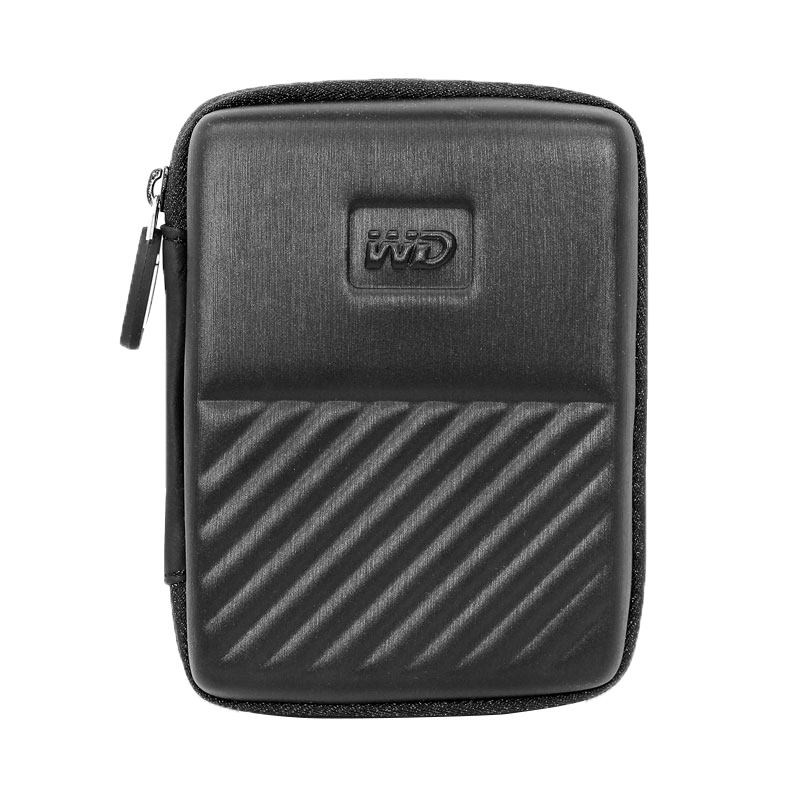 Weight Digital Hard Case WD 2.5inch My HHD and SSD Portable Storage - Travel Protective Carrying Storage Bag(China)