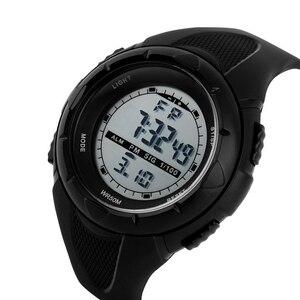 Image 2 - Gosear bracelet en plastique réglable remplacement bracelet de montre pour Skmei 1025 1251 1068 0931 1080 sport montre accessoires
