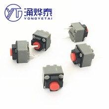 YYT Botón de silencio 6*6*7,3, ratón silencioso inalámbrico cuadrado, botón de micro interruptor, M330 M220, piezas de reparación, reemplazo de rectángulo