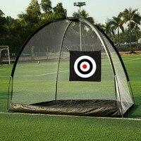 Golf Practice Net Swing Training Practice Swing Tool Golf Equipment Network Golf Training Accessories