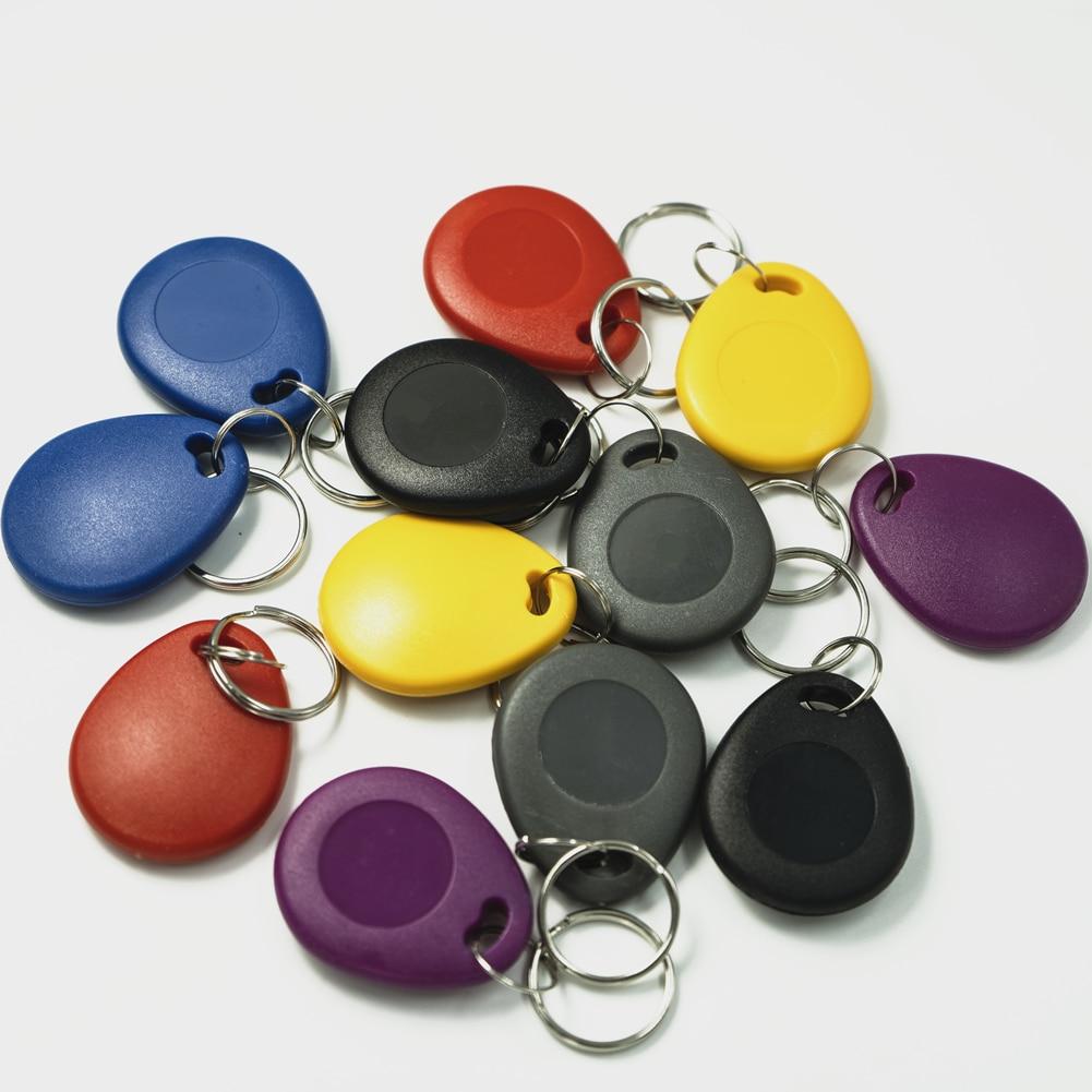 125khz RFID Rewritable T5577 T5567 T5557 EM4305 Smart Rfid Tags Keychains