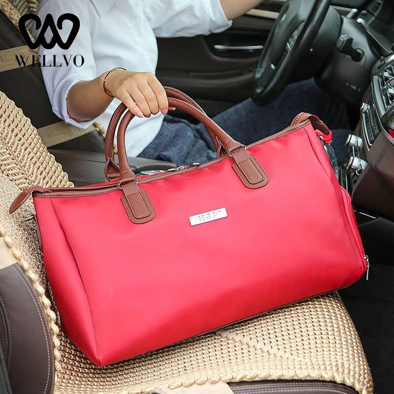 Unisex Travel Bag Waterproof Crossbody Duffle  Bags Weekend Carry On Luggage Handbags High Quality Shoulder Tote Bag NEW XA689WB