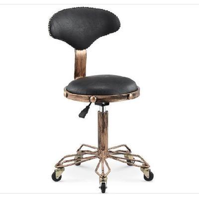Beauty Stool Barber Shop Chair Hair Salon Swivel Chair Lift Makeup Sofa Wheelchair