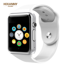 Bluetooth A1 Smart Watch Sport Wristwatch Support 2G SIM TF Camera Smartwatch For Android Phone PK GT08 DZ09 Q18 Y1 V8 Watches цена