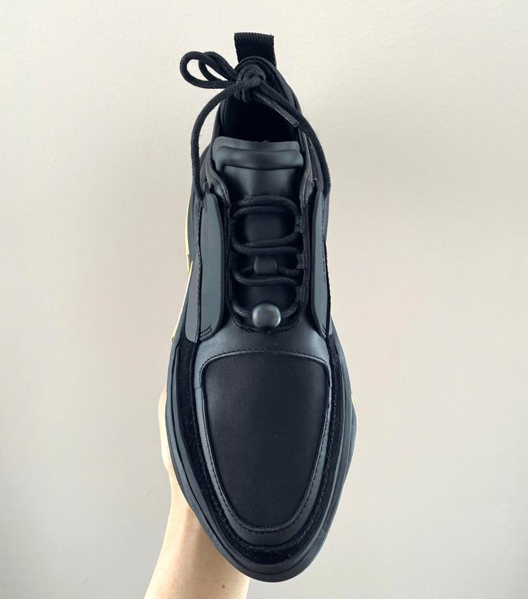 sapatos casuais senhora mulheres tênis respirável alta