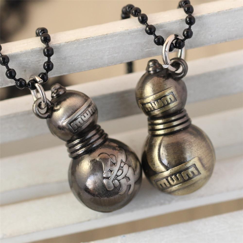 Llaveros de Anime, accesorios de Naruto Gaara, Logo de amor chino, palabra AI, colgante de amor, collar de Metal, accesorios de juguetes de acción