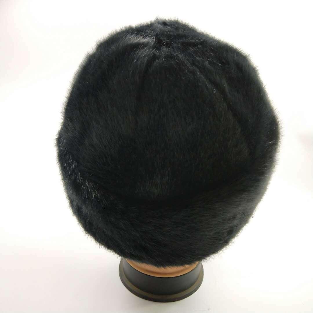 Hat Cold-Ushanka Winter New-Style Women's Fashion And Autumn Mao Di Zhu Warm Mink-Like