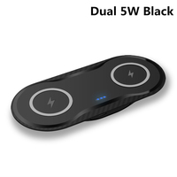 Black Dual 5W