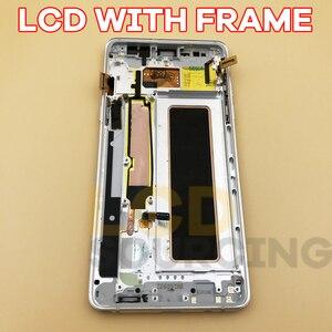 Image 5 - Pantalla LCD AMOLED de 5,7 pulgadas para móvil, montaje de digitalizador con pantalla táctil N935F, N935F/DS, para Samsung Note 7, N930F