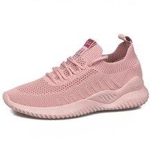 New women's shoes mesh breathable Designer casual women sneakers shoe wedges shoes for women zapatos de mujer tenis feminino