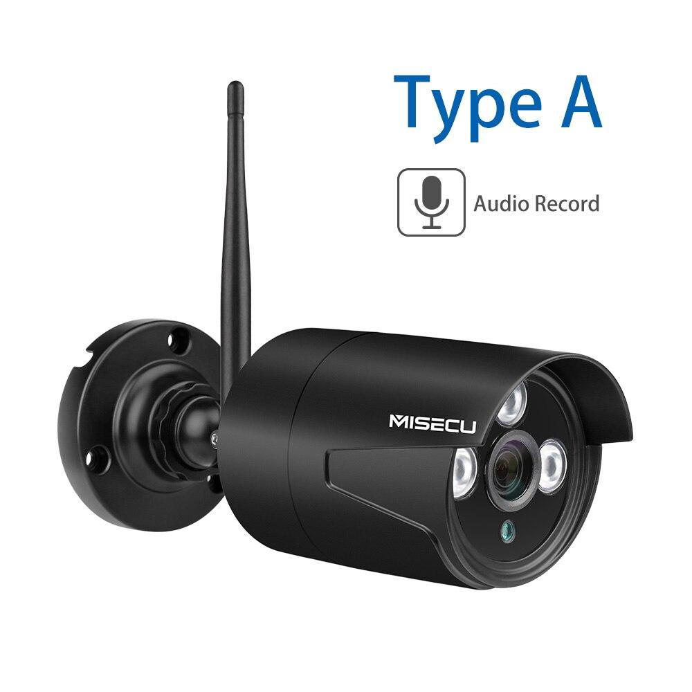 MISECU 1080P Audio Wireless IP Kamera 2MP KAMERA CCTV für Drahtlose CCTV Kamera System APP EseeCloud oder IP Pro