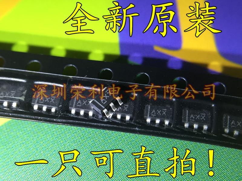 10PCS  TPS79933DDCR AXX TPS79933 SOT23-5