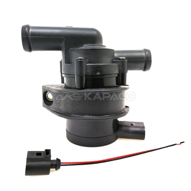 Water-Pump Auxiliary Electrical-Coolant-Additional 078121601B VW Audi A4 Volkswagen Passat