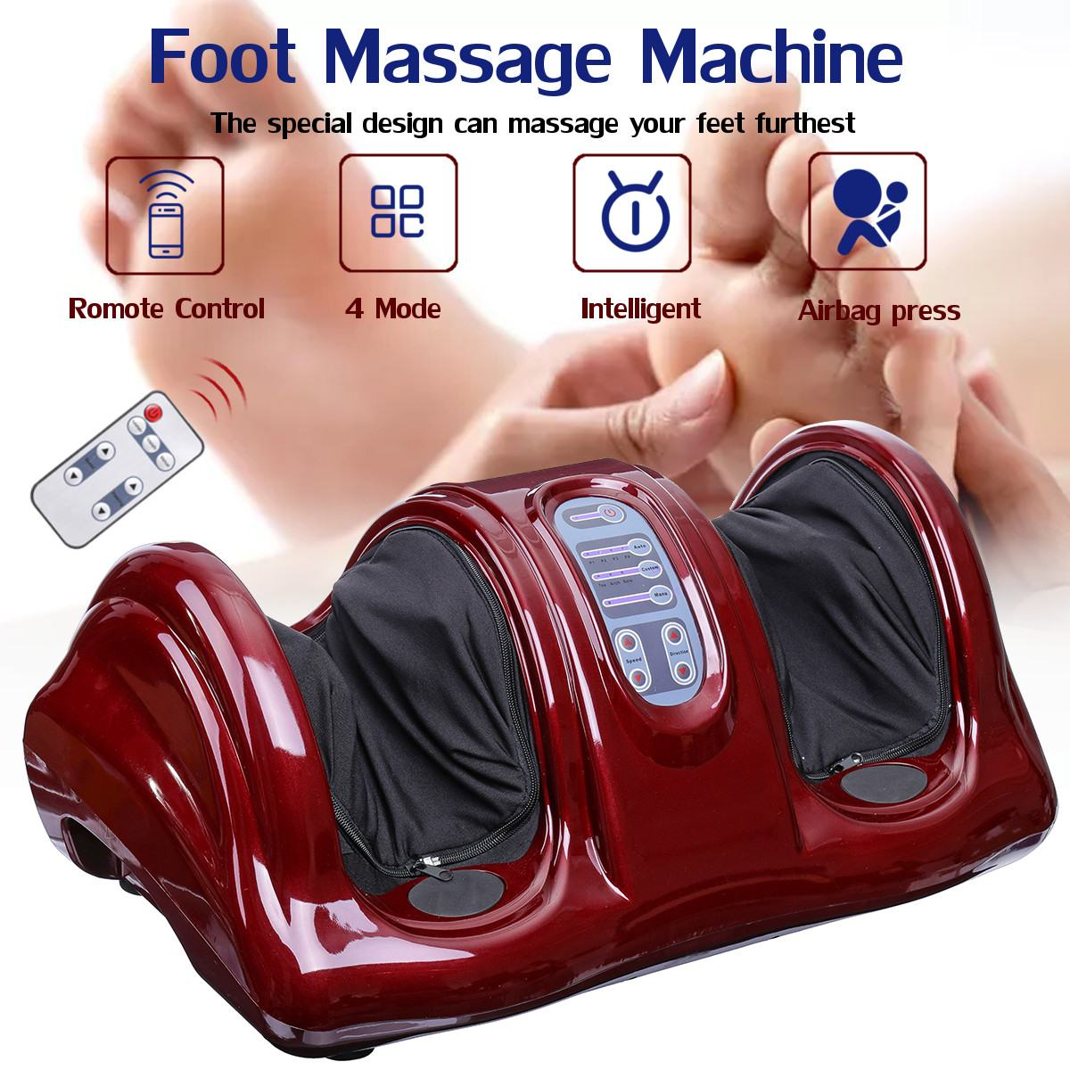 6 in 1 MASSAGER THERAPY