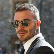 Classic Polarized Sunglasses Men Women Retro Brand Designer