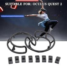 Anti-Collision-Protection-Frame-Set 2-Headset Oculus Quest Ring-Grip-Cover-Accessories