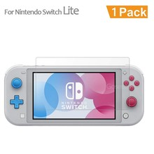 Tempered Glass for Nintendo Switch Lite NX Ultra Clear Screen Full HD Surface Protective Film Guard Console Protector Skin Cover