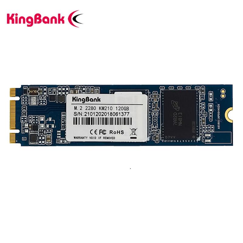 Kingbank m.2 sata ssd 128gb 240gb 256gb hdd m2 ngff ssd m.2 2280 mm disco rígido para computador portátil