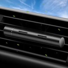 Ambientador de olor de aire de coche perfume de rejilla de ventilación Parfum saborizante para Auto Interior accesorios ambientador purificación de aire de coche