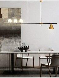 Nordic Glass Ball żyrandol nowoczesna sypialnia/gabinet lampa wisząca Art Deco oprawa oświetleniowa Home żyrandol do wnętrz