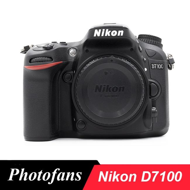 Nikon D7100 камера DSLR цифровая камера s-24,1 MP DX-формат-видео (новинка)