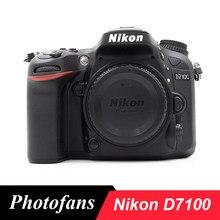 Nikon D7100 Camera Dslr Digitale Camera-24.1 Mp Dx-Formaat-Video (Nieuwe)