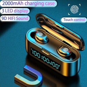 New Wireless Bluetooth Earphon