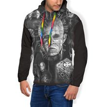 Hellraiser Hoodie Hellraiser Collection Artist Tony Orcutt Hoodies Over Size Long Length Pullover Hoodie Hoodies сумка tony perotti tony perotti mp002xw123x1
