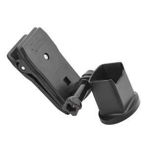 Image 5 - Backpack Clip Holder Handheld Gimbal Camera Bracket Bag Clamp Clip for DJI OSMO POCKET 2 Portable Expansion Fixed Adapter Mount