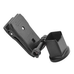 Image 5 - 배낭 클립 홀더 DJI OSMO 포켓 휴대용 확장 고정 어댑터 마운트에 대 한 휴대용 짐벌 카메라 브래킷 가방 클램프 클립