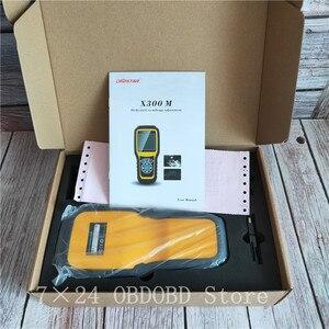 Image 2 - OBDSTAR X300M عداد المسافات تعديل و OBDII دعم بنز الأميال تصحيح أداة X300 M إضافة ل فيات/فولفو و MQB نماذج