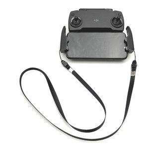 Image 4 - Uzaktan kumanda çift kanca boyun askısı DJI MAVIC hava için Pro verici kemer braketi montaj asın kordon Mavic MINI aksesuarları
