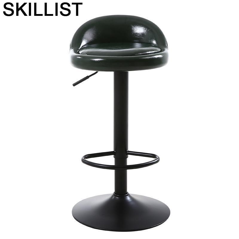Hokery Stoelen Fauteuil Cadir Stuhl Banqueta Todos Tipos Sgabello Comptoir Tabouret De Moderne Stool Modern Silla Bar Chair